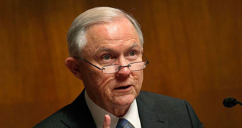 12 Year Old Suing Sessions Over Marijuana Policy